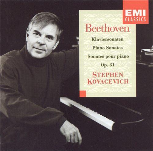 Beethoven: Klaviersonaten, Op. 31