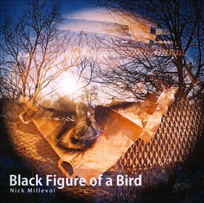 Black Figure of a Bird