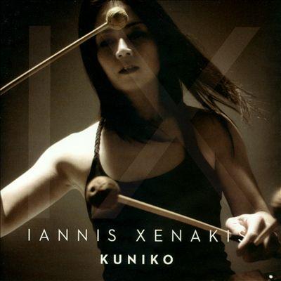 Iannis Xenakis: IX