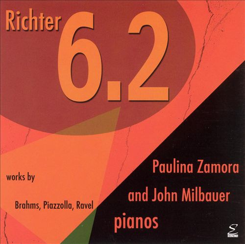 Richter 6.2: Works by Brahms, Piazzolla