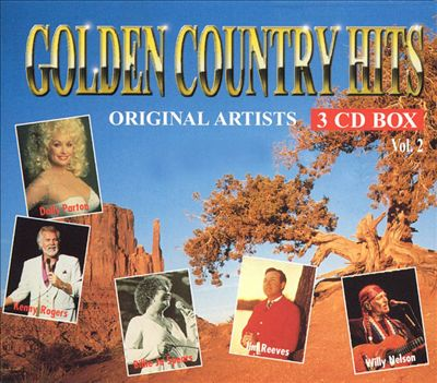 Golden Country Hits, Vol. 2  [Box Set]