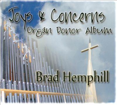 Joys & Concerns Organ Donor Album