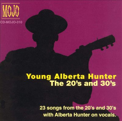 Young Alberta Hunter: The 20's and 30's