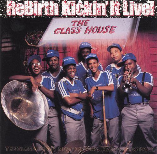 Rebirth: Kickin' It Live