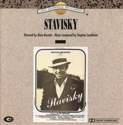 Stavisky [Original Score]