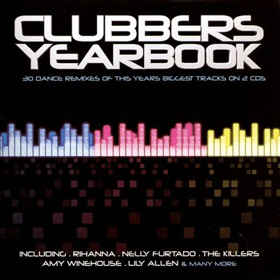 Clubbers Yearbook Mixed