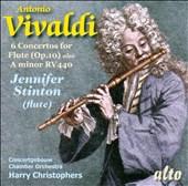 Vivaldi: 6 Concertos for Flute