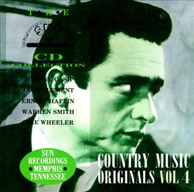 Country Music Originals, Vol. 4