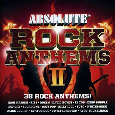 Absolute Rock Anthems II