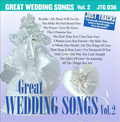 Karaoke: Wedding Songs, Vol. 2