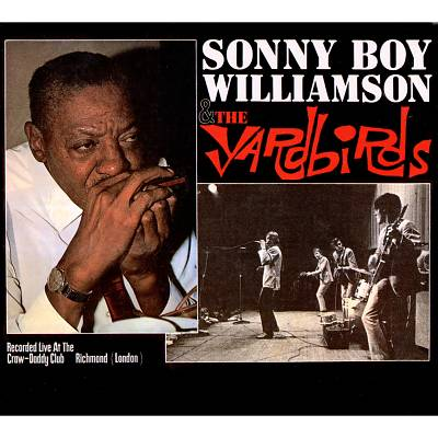 Sonny Boy Williamson & the Yardbirds