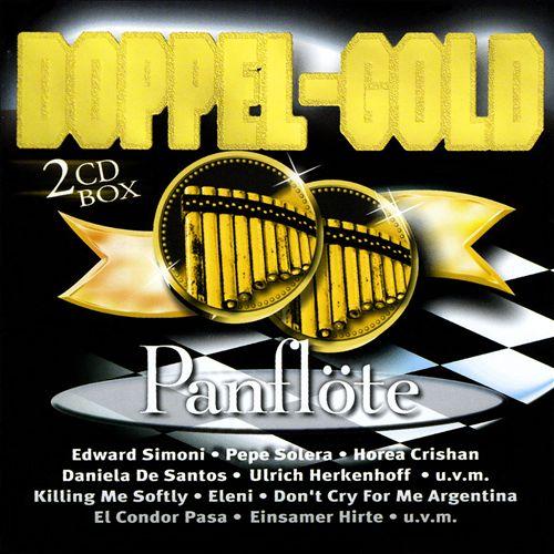 Doppel-Gold: Panflöte