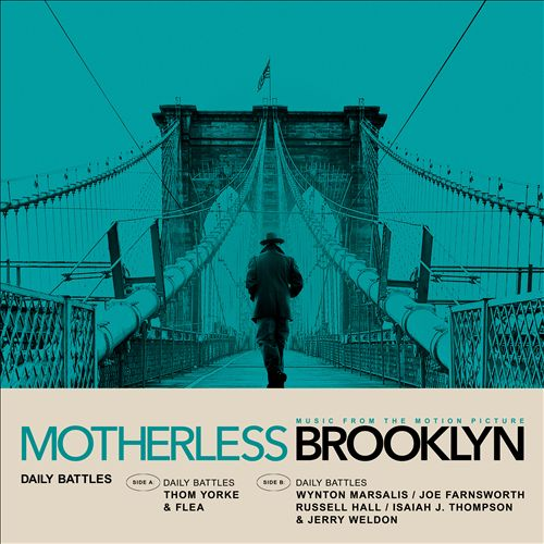 Daily Battles [Music From the Original Motion Picture: Motherless Brooklyn]