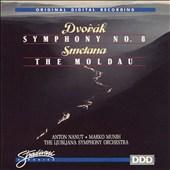 Dvorak, Smetana: Orchestral Works