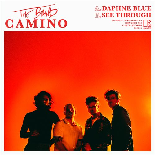 Daphne Blue/See Through