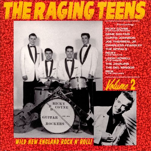 The Raging Teens, Vol. 2