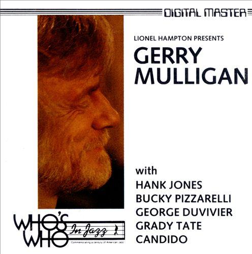 Lionel Hampton Presents Gerry Mulligan