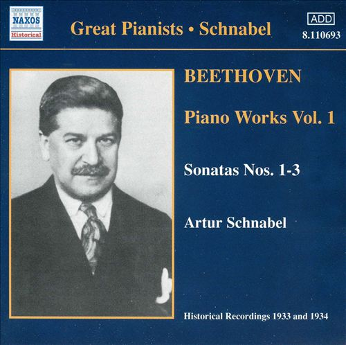 Beethoven: Piano Works, Vol. 1