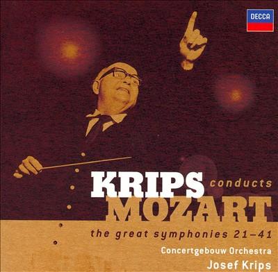Krips Conducts Mozart [Box Set]