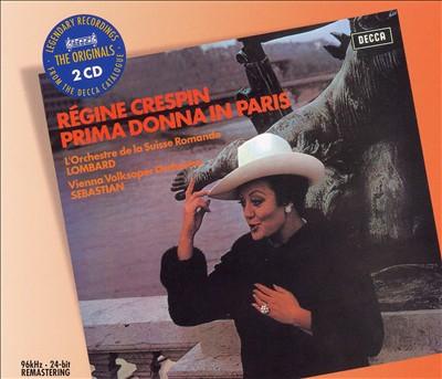 Prima Donna in Paris