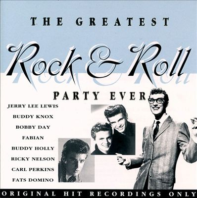 Greatest Rock & Roll Party, Vol. 1