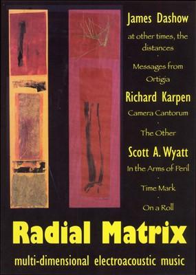 Radial Matrix: Multi-Dimensional Electroacoustic Music [DVD Video]