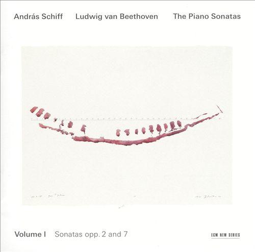 Beethoven: The Piano Sonatas, Vol. 1 - Opp. 2 & 7