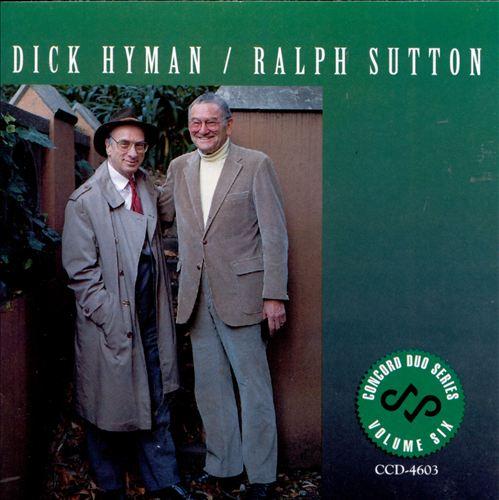 Dick Hyman & Ralph Sutton