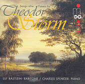 Songs after Poems by Theodor Storm