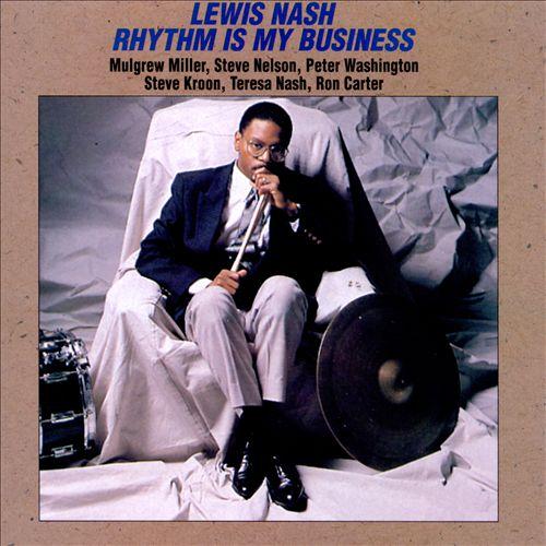Rhythm Is My Business