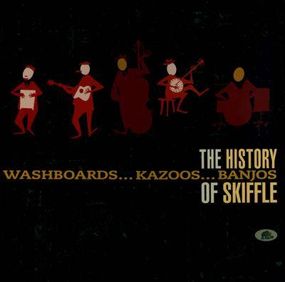Washboards... Kazoos...Banjos: The History of Skiffle