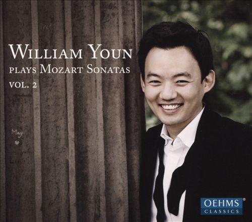William Youn plays Mozart Sonatas, Vol. 2