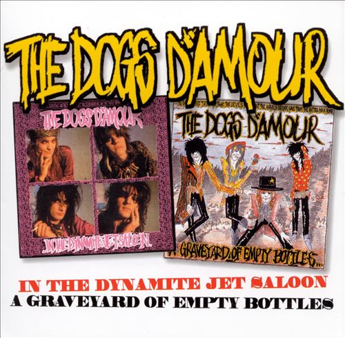 Dynamite Jet Saloon/A Graveyard of Empty Bottles