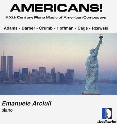Americans!: 20th Century Piano Music of American Composers