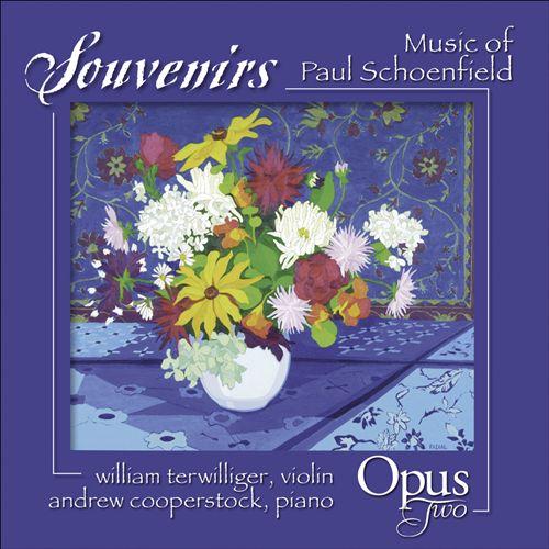 Souvenirs: Music of Paul Schoenfield
