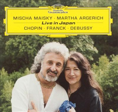 Maisky & Argerich Live in Japan