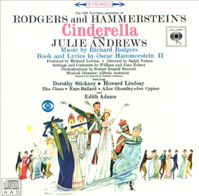 Cinderella [Rodgers and Hammerstein's] [1957 TV Soundtrack]