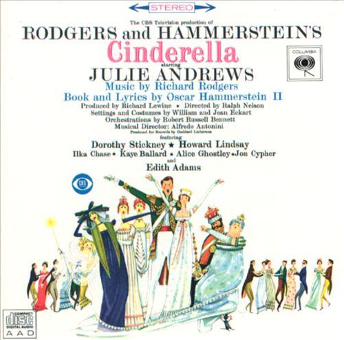 Cinderella [Rodgers and Hammerstein's] [1957 TV Soundtrack]