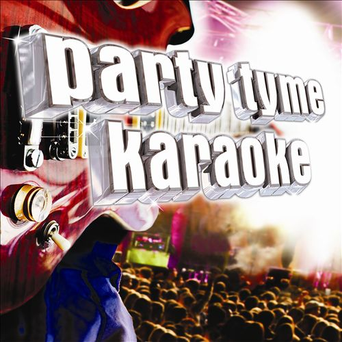 Party Tyme Karaoke:  Rock Male Hits 4
