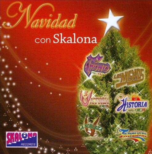 Navidad Con Skalona