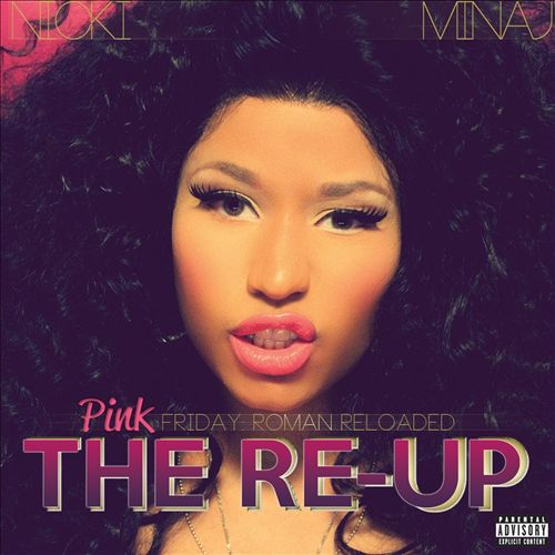 Pink Friday: Roman Reloaded, The Re-Up