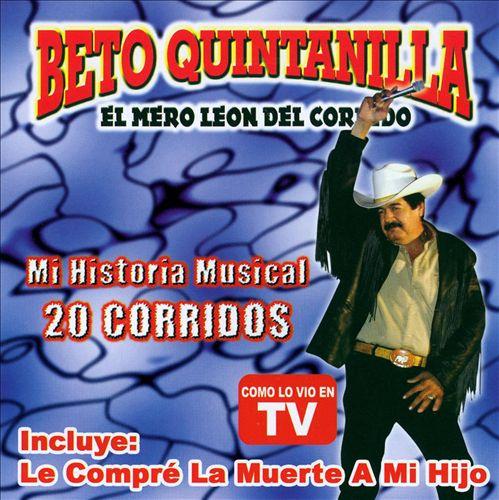 Mi Historia Musical 20 Corridos