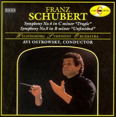 Schubert: Symphony Nos. 4 & 8