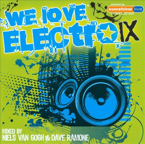 We Love Electro IX