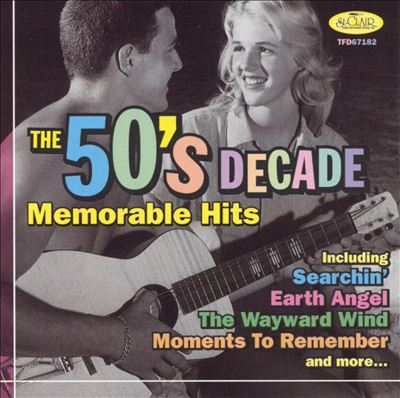 The 50's Decade [Boxsets 2002]