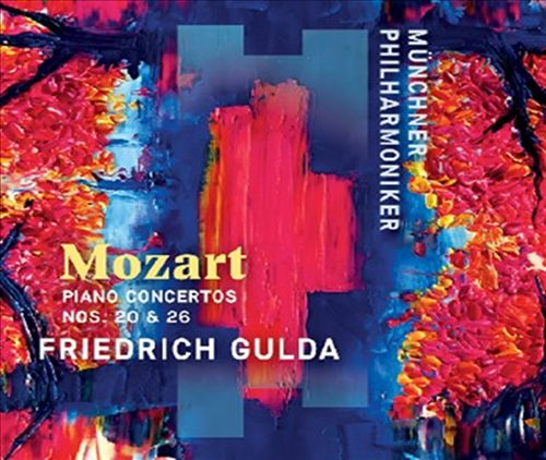 Mozart: Piano Concertos Nos. 20 & 26