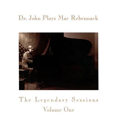 Dr. John Plays Mac Rebennack