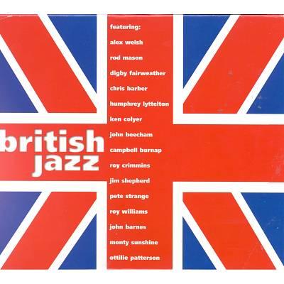British Jazz [Discovery]