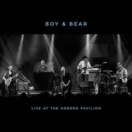 Live at the Hordern Pavilion
