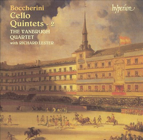 Boccherini: Cello Quintets, Vol. 2